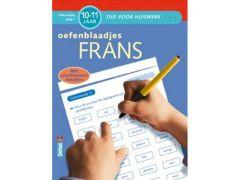 Tijd Voor Huiswerk - Oefenblaadjes Frans
