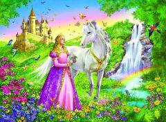 P 200 St Xxl Prinses Met Paard