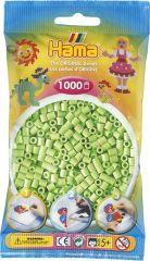 Hama Pastel-Groene Parels In Zakje 1000 Parels
