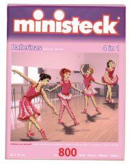 Ministeck ballerina 4in1 800 stuks