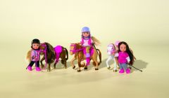 Evi Love Met Pony