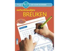 Tijd Voor Huiswerk Oefenbl. Breuken (10-11J)