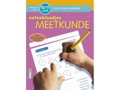 Tijd Voor Huiswerk Oefenbl. Meetkunde (10-11J)