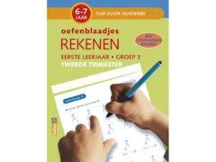 Tijd Voor Huiswerk Oefenbl. Rekenen (6-7J)