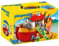 Playmobil 1.2.3 6765 Meeneem Ark Van Noach