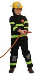 Kostuum Brandweer + Kap 104