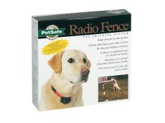 Petsafe radio fence w/wire flags