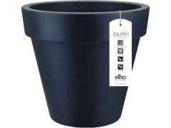Elho Pure Round 30Cm Antr.