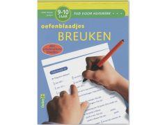 Tijd Voor Huiswerk Oefenbl. Breuken 9-10Jr