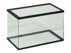 Volglas aquarium 60x30x35 cm zwart