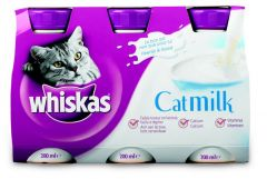 Whiskas drink 200ml catmilk 2+1