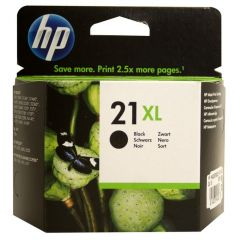 Hp Inkcartridge Nr 21 Black Xl