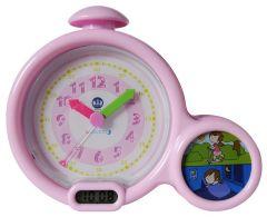 Kidsleep Clock Pink
