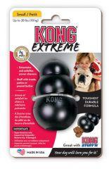 Kong toy small zwart