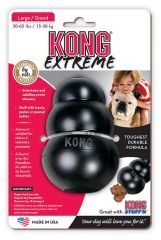 Kong toy large zwart