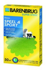 Bb Gazon Speel Sport 0.5Kg