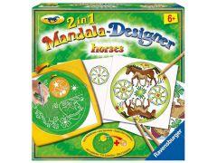 Mandala Horses 2 In 1