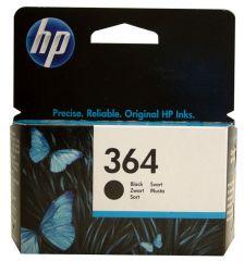 Hp Inkcartridge Nr 364 Black