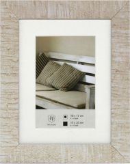 Fotolijst 50X70 Driftwood Wit