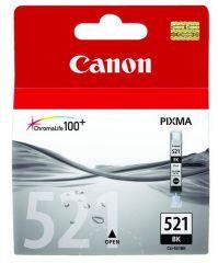 Canon Inkcartridge Cli-521 Black