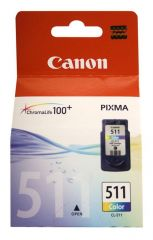 Canon Inkcartridge Cl-511 Color