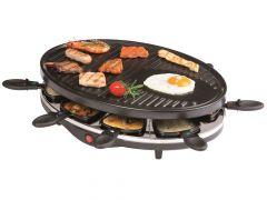 Domo Grill, Gourmet En Raclette Set
