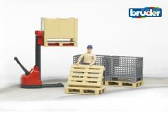 B WORLD 62200 FIGURE SET LOGISTICS