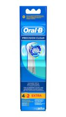 Oral B Refill Brush Eb20 4+2St