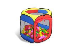 Speeltent met 50 ballen (type 1)