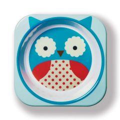 Zoo Bowl Owl