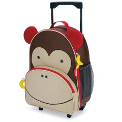 Zoo Luggage - Monkey
