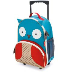 Zoo Luggage - Owl