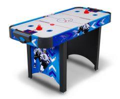 Air Hockey Tafel 80 x 142 cm blauw