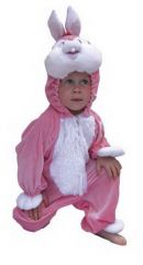 Kostuum Plush Konijn 104