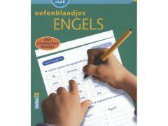 Tijd Voor Huiswerk Oefenblaadjes Engels 10 - 12J.