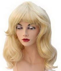 Pruik Marie Blond