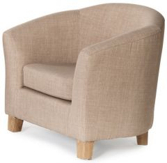 Quax Sofa Linen Sand 50X42X45Cm