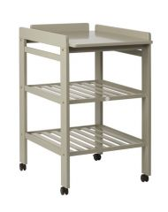 Houten Verzorgingstafel Grey