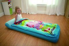 Intex 66802 Hula Elly Kids Airbed Kit 3-8J
