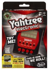 Yahtzee Handheld Game