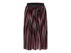 Only 1908 Onlsway Stripe Skirt Knt