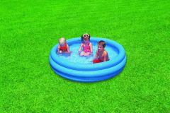 Intex 58446 Zwembad 168X41 Uni Blauw