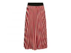 Only 1908 Onlgwen Midi Plisse Skirt Wvn