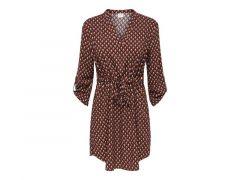 Jacqueline De Yong 1908 Jdyniko 3/4 Dress Wvn