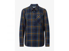 Tom Tailor Denim Dames 1909 Fitted Check Shirt