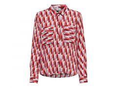Jacqueline De Yong 1910 Jdygracie L/S Pocket Shirt Denim Wv