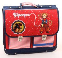 Cowboy Schoolbag