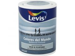 Levis Colores del Mundo Mur & Plafond Balanced Feeling Mat 1L