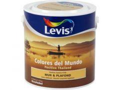 Levis Colores del Mundo Mur & Plafond Positive Sunrise Mat 2,5L