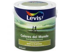 Levis Colores del Mundo Mur & Plafond Energizing Hills Mat 2,5L